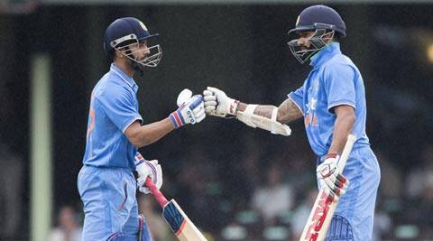 Live, India vs England, tri-series 6th ODI