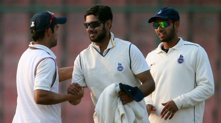 Ranji Trophy, Ranji Trophy 2015, 2015 Ranji Trophy Delhi vs Punjab, Punjab vs Delhi, Punjab vs Delhi Ranji Trophy, Manan Sharma Ranji Trophy 2015, Cricket News, Cricket