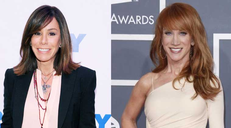Kathy Griffin, Melissa Rivers, Fashion Police