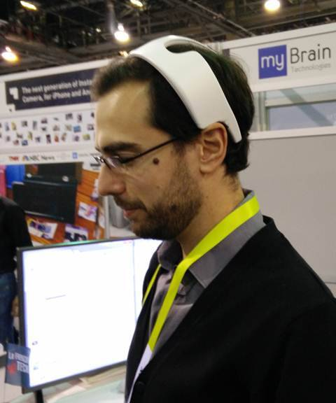 Melomind, CES 2015