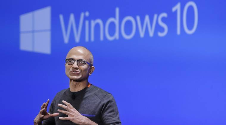 Microsoft, Windows 10, Satya Nadella, Windows piracy, software piracy