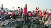 How migrant labourers are changing the way of life inSanand