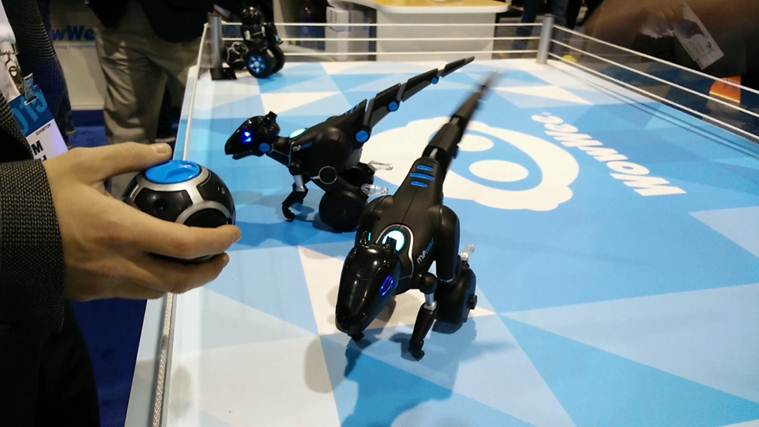 WowWee, CES 2015