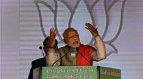 BJP deploys big guns as campaign enters last lap