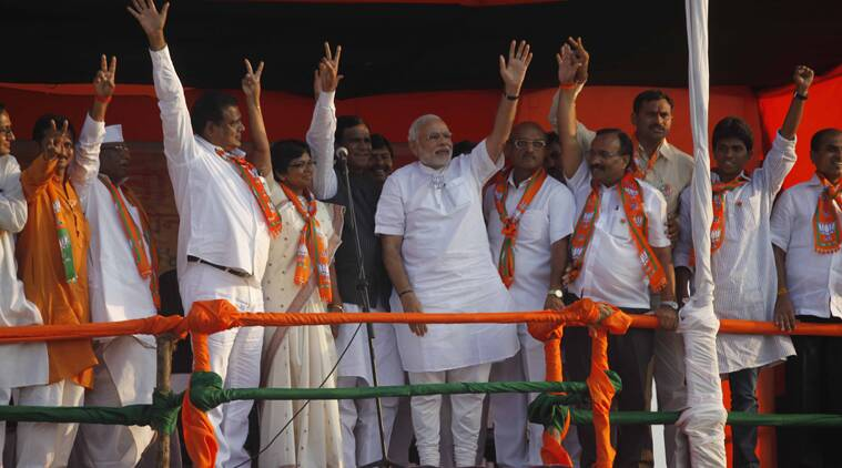 The farmers have threatened to hold an agitation if the Prime Minister lands up in Baramati on February 14 and shares dais with the Pawars. (File photo)