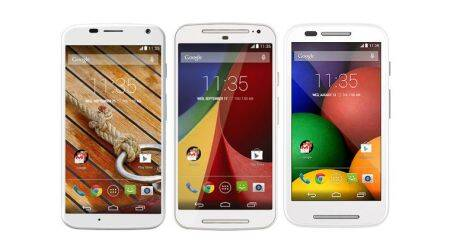Motorola says 3 million Moto phones sold in India so far