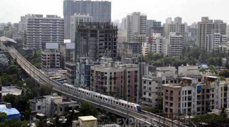 mumbai metro, mumbai metro construction