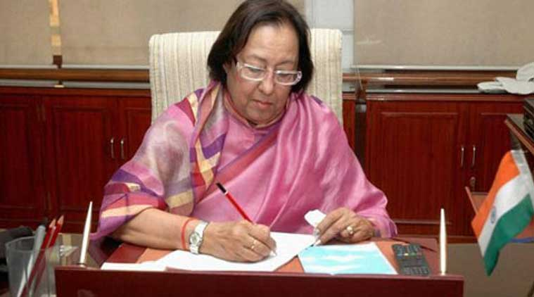 Minority Affairs Ministry, Najma Heptullah, Shia Waqf boards, BJP