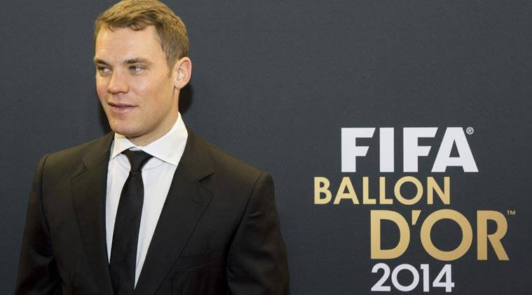 manuel neuer ballon d'or