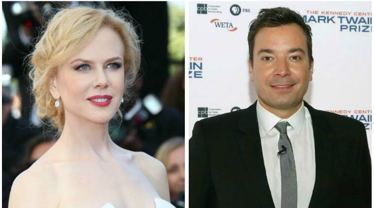 Nicole Kidman, Jimmy Fallon