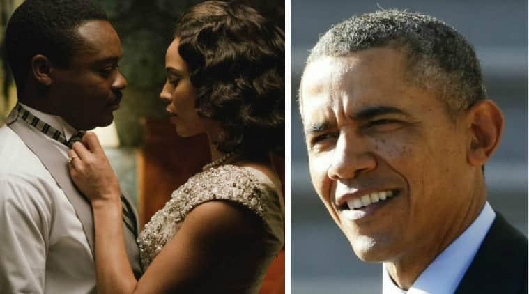 Barack Obama, Selma