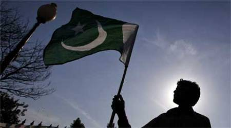 Pakistan flags at J&K rally, Shabir Shah detained