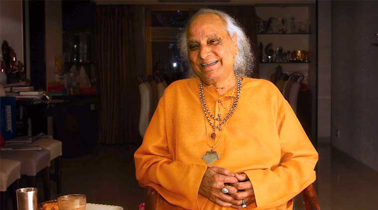 Pandit Jasraj looks back at a long, musical life on his 85th birthday