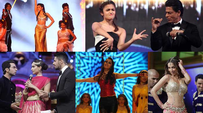 life ok screen awards, screen awards 2015, screen awards, tiger shroff, shah rukh khan, alia bhatt, shraddha kapoor, varun dhawan, jacqueline fernandez, malaika arora khan