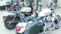 Custom-made Harley superbikes to escort PM pulled out: Cops can't ride