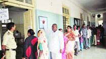 PMC bypoll: Voters stay home, turnout45%