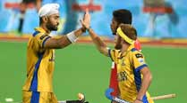 Hockey India League: Punjab Warriors edge out UP Wizards 3-2