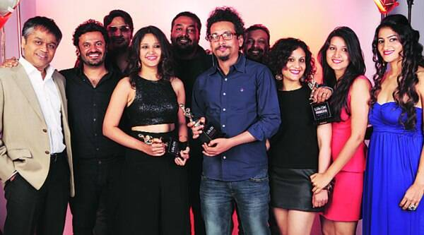 Queen won the Best Film Award and the entire team associated with it came together to celebrate the victory along with Ajit Andhare, COO, Viacom 18 Motion Pictures, director and co-producer Vikas Bahl and producer Anurag Kashyap