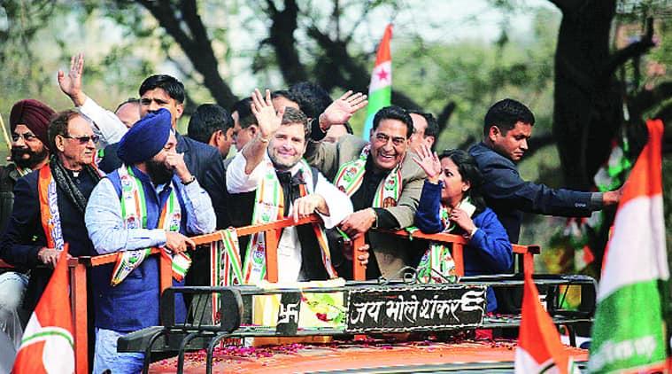 rahul gandhi, delhi elections 2015, congress, aap