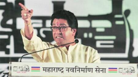 Congress-NCP govt was better: MNS chief Raj Thackeray