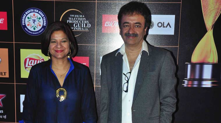 Rajkumar Hirani, PK,  Renault Star Guild Awards 2015