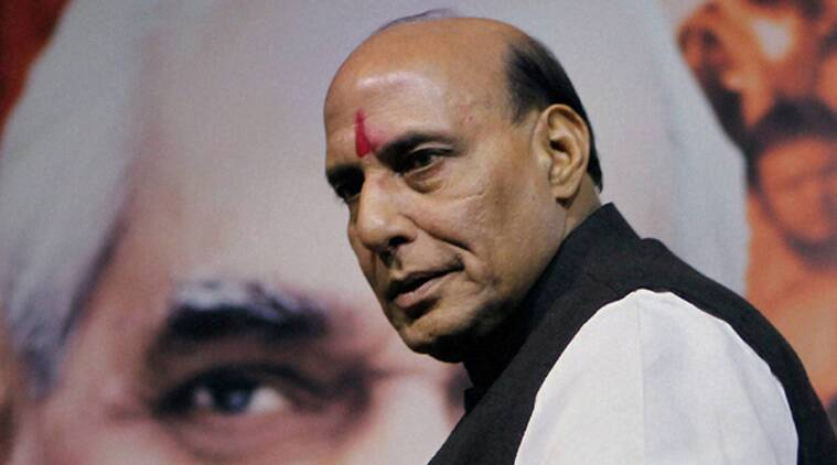 Rajnath Singh, Islamic State India