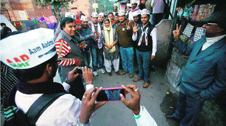 In Mangolpuri, voters ask Rakhi Birla: Why should we trust you again?