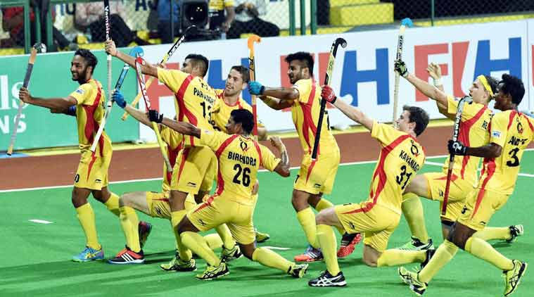It was ranchi s first win in two games after their 3 6 loss to