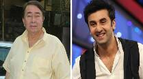 Ranbir is uncle Randhir Kapoor's favourite actor