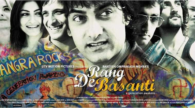 Rang De Basanti, Aamir Khan, Aamir, Rang de Basanti 9 years