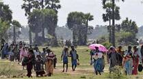 India and Sri Lanka discuss repatriation of Tamil refugees