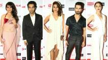 Priyanka, Alia, Richa, Shahid are award ready