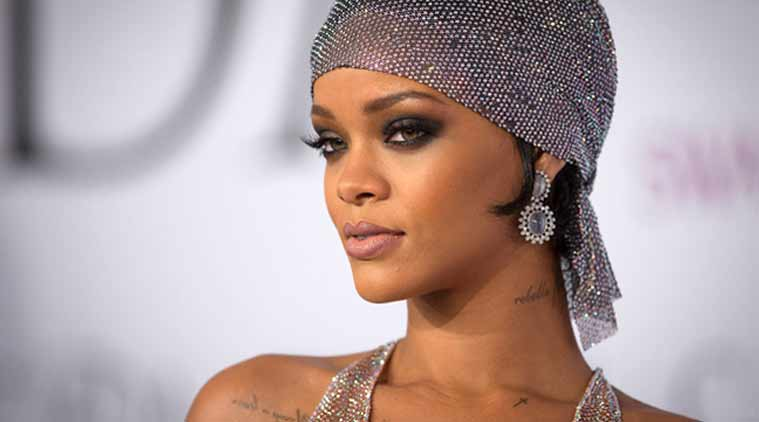 R&B star Rihanna, Rihanna