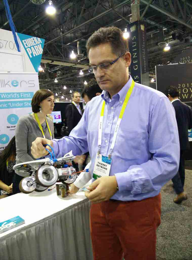 Rollkers , ces 2015