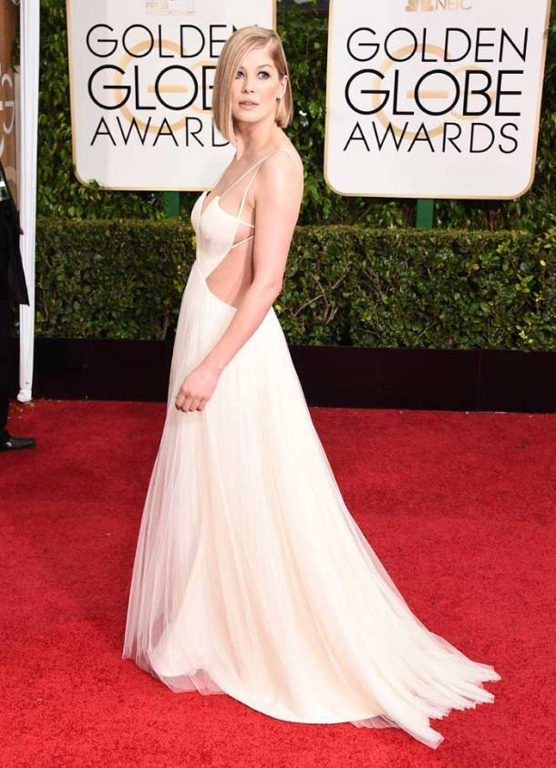 Golden Globes 2015, rosamund pike