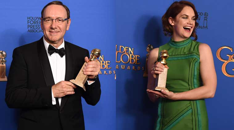 Kevin Spacey, Ruth Wilson