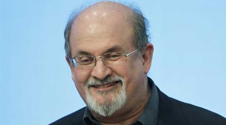 Salman Rushdie's first novel in seven years, out in September