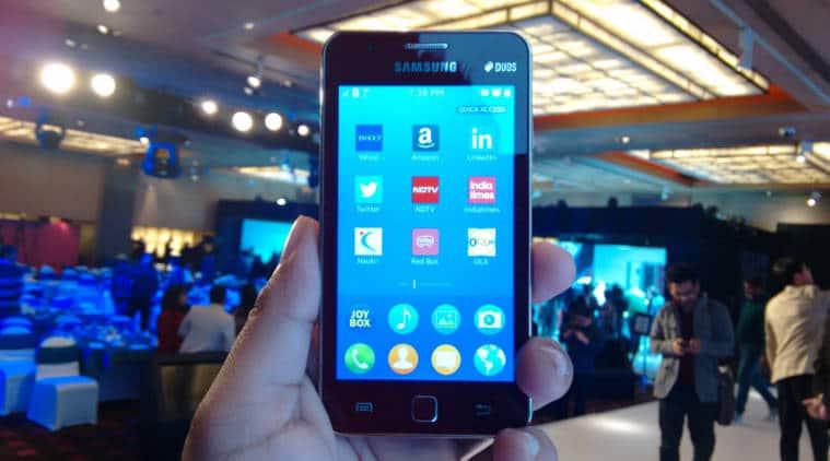 Samsung Z1, Samsung Tizen phone launch ,Samsung Z1 Tizen smartphone