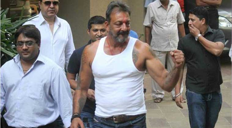 Sanjay Dutt is currently serving 42 months of his five year sentence from May 2013 year for illegal possession of arms in a case related to the 1993 serial blasts.