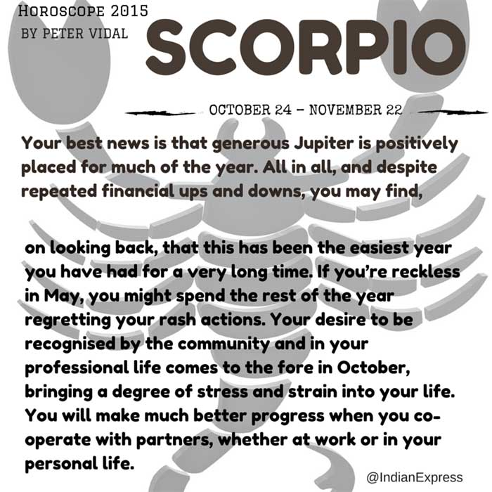 March 2015 Scorpio Monthly Horoscope | Sun Signs