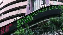 Sensex logs biggest weekly fall in over 6 years