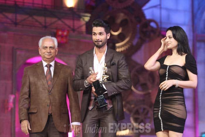 shahid kapoor, screen awards