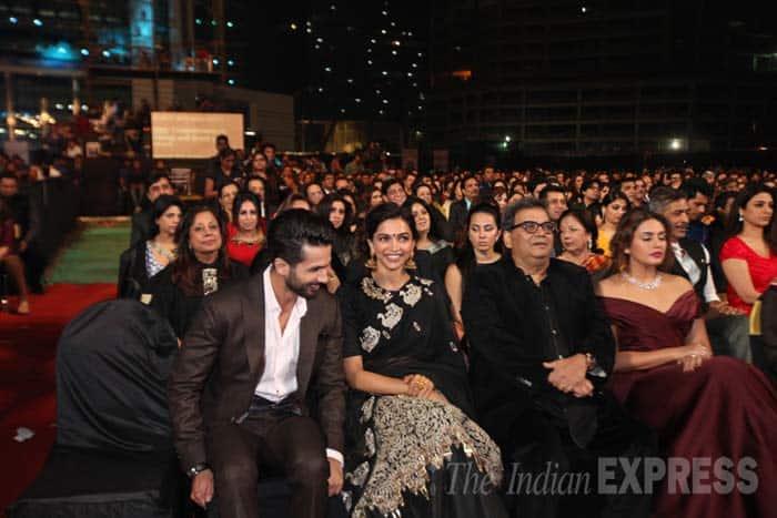shahid kapoor, deepika padukone, screen awards 2015