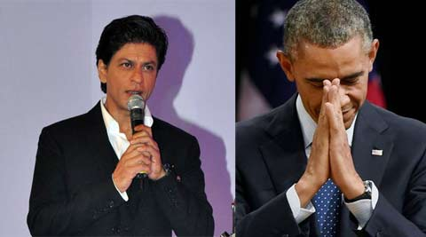 Shah Rukh Khan proud to be a part of US President Barack Obama speech