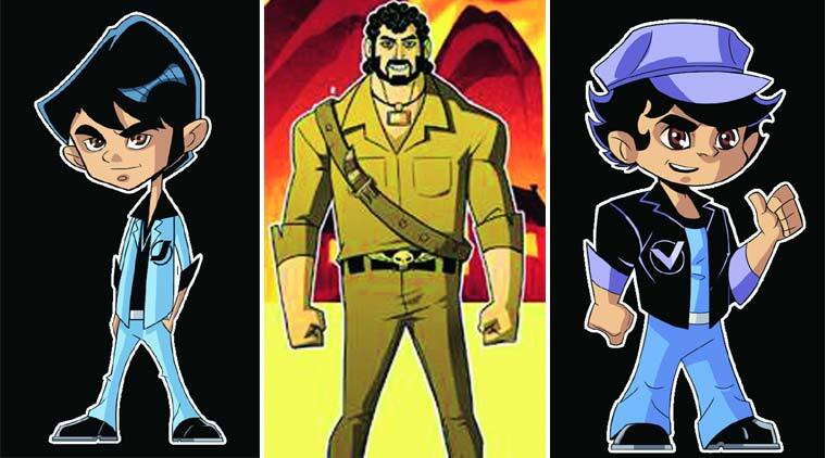 Sholay Reanimated