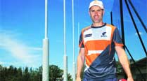 More than facing quicks, Katich fears his new job of running messages for an upstart footy team