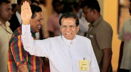 Maithripala Sirisena defends return of land to minorities