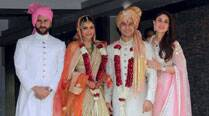 Soha Ali Khan ties the knot with Kunal Khemu