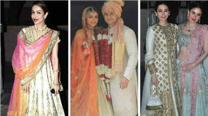 Top 10 pictures from Soha Ali Khan-Kunal Khemu's wedding and reception