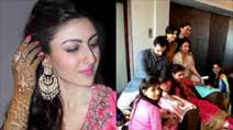 Inside pics of Soha Ali Khan's mehendi and bachelorette